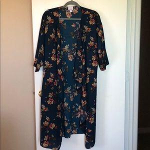 Floral Shirley Kimono